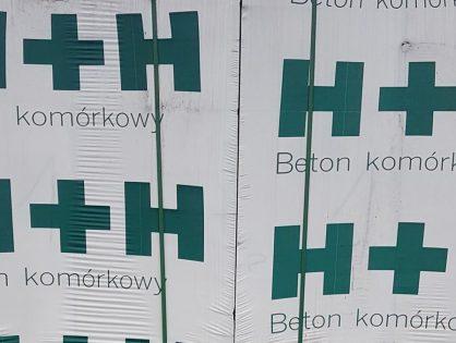 Bloczki H+H / betonowe